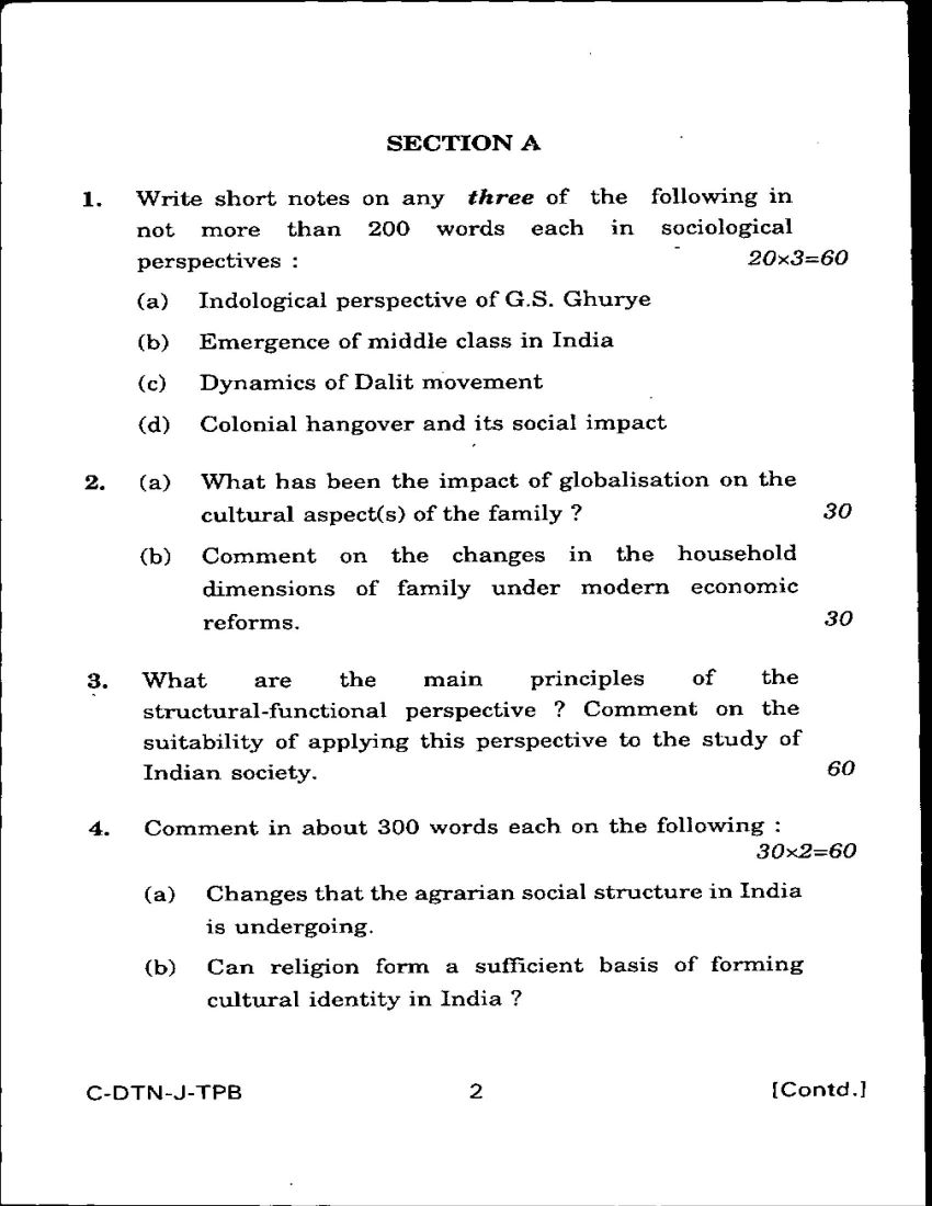 sociology essay questions sociology essay questions gxart sociology essay questions gxart orgcivil services exam sociology paper ii previous years question as you