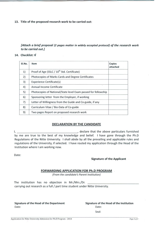 nitte university phd application form eduvark contact details nitte university 6th floor university enclave medical sciences complex deralakatte mangaluru karnataka 575022 0824 220 4300