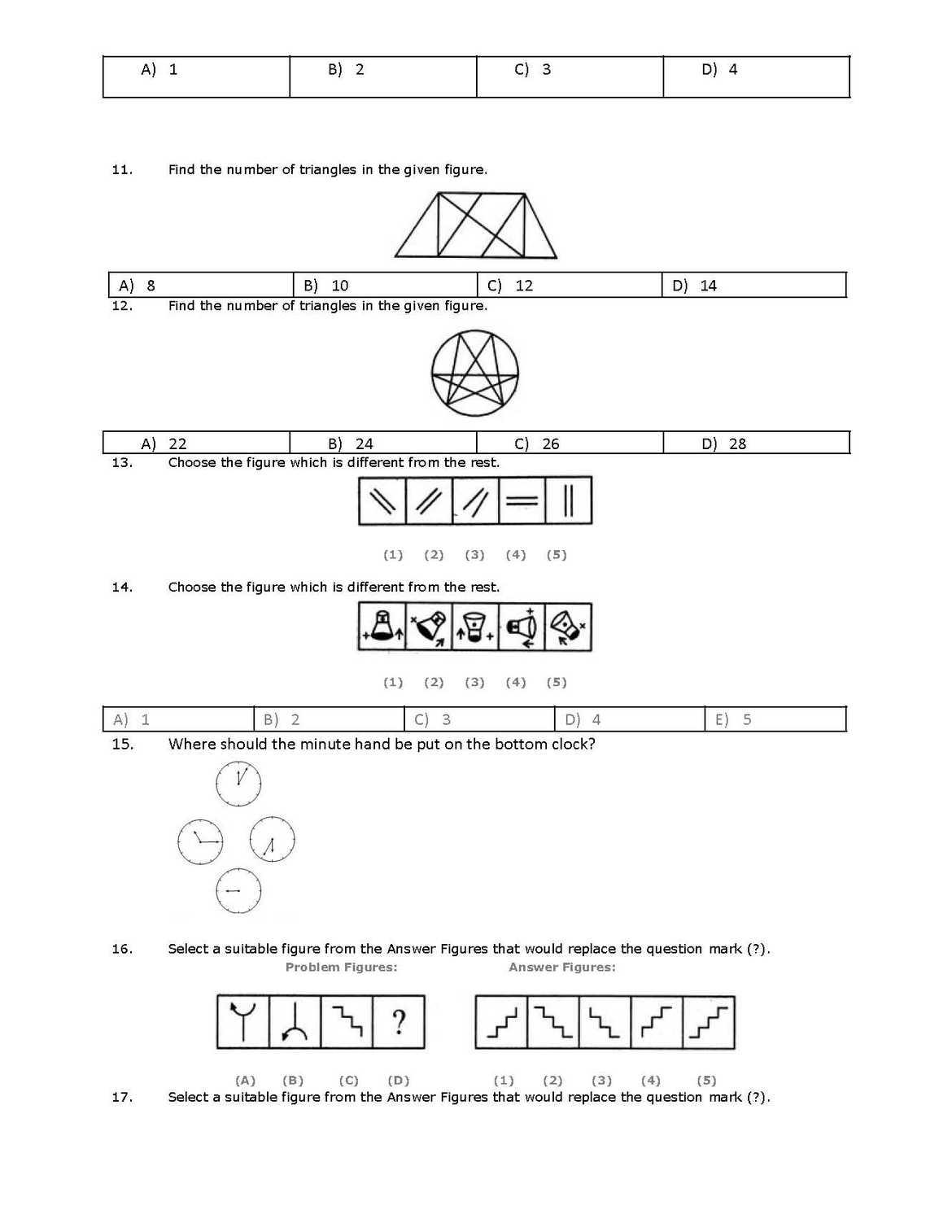 NID Question Paper PDF - 2018 2019 EduVark