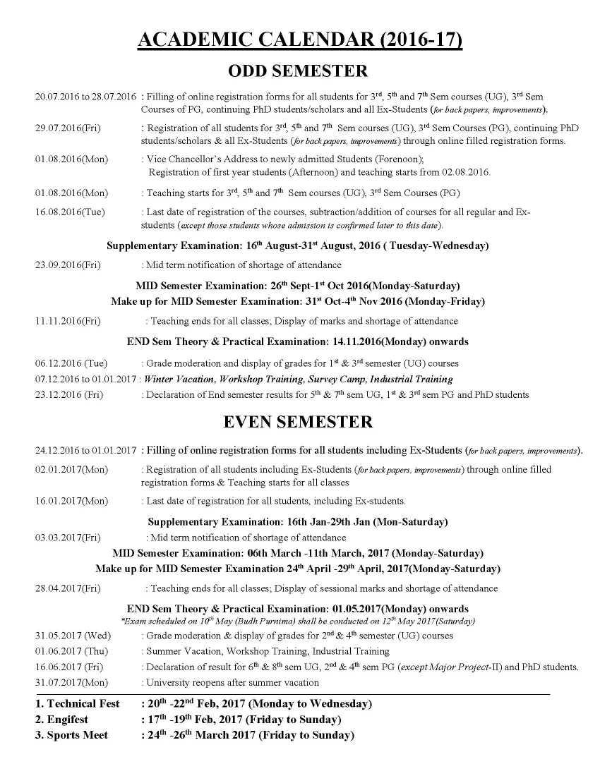 Utk Calendar 2022.Dtu Calendar 2021 2022 Eduvark