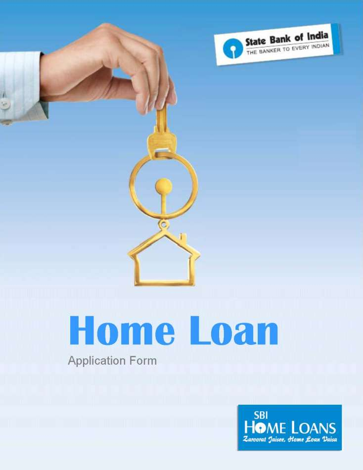 state bank of india home loan apply online